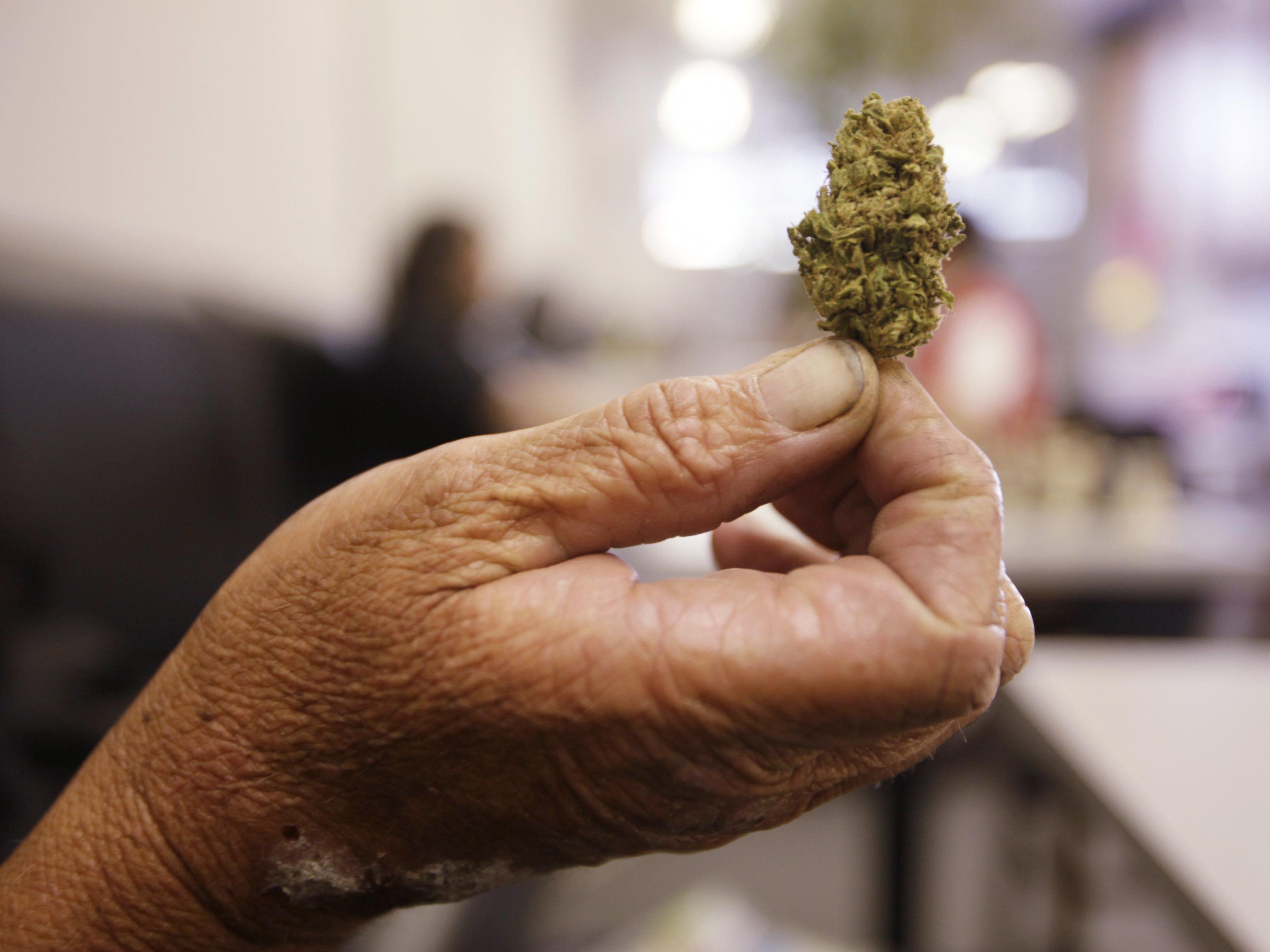 Die NEOS sprechen sich für die Legalisierung von Cannabis aus.