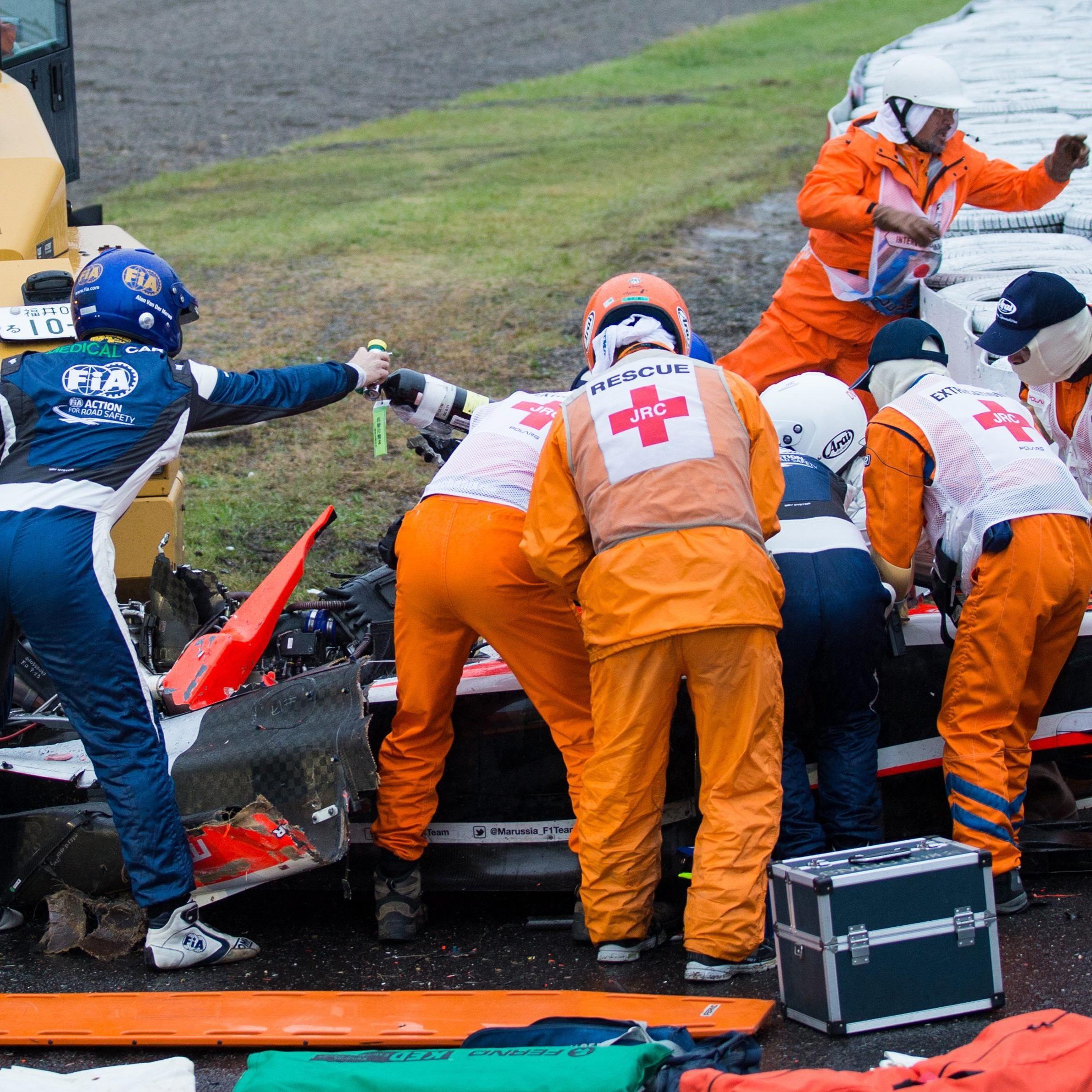 Nach dem Unfall von Jules Bianchi entflammte wieder eine Sicherheitsdiskussion in der Formel 1.