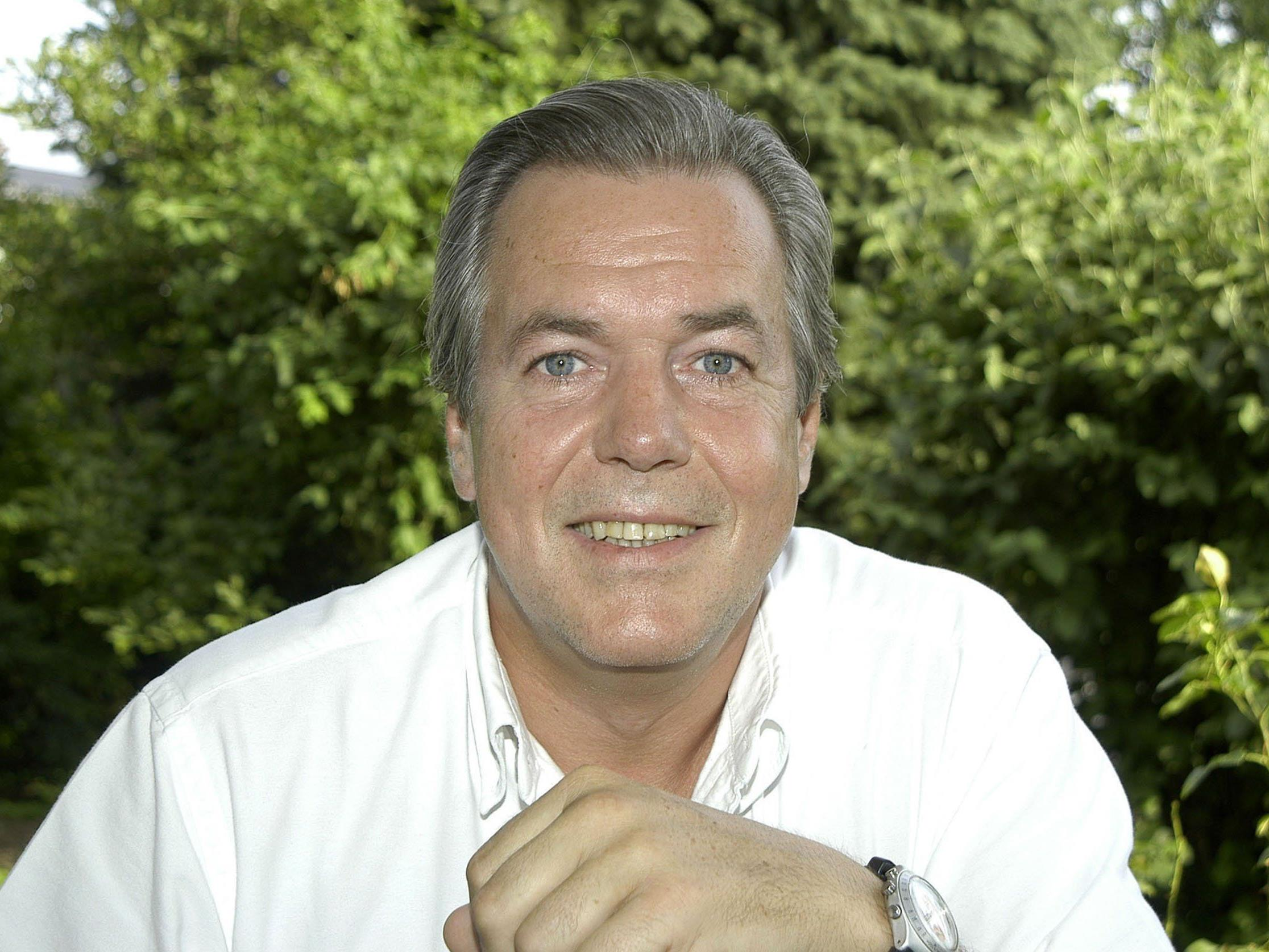 Dr. Rudolf Brugger, Sprecher der niedergelassenen Ärzte.