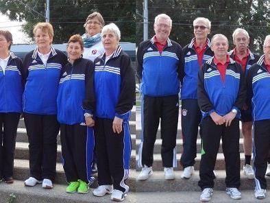 Wir sind Meister! PVÖ Vorarlberg räumt bei Bundeskegelmeisterschaft ab