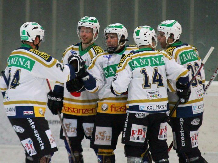 HC Samina Rankweil gewann in Zürich knapp mit 9:8.