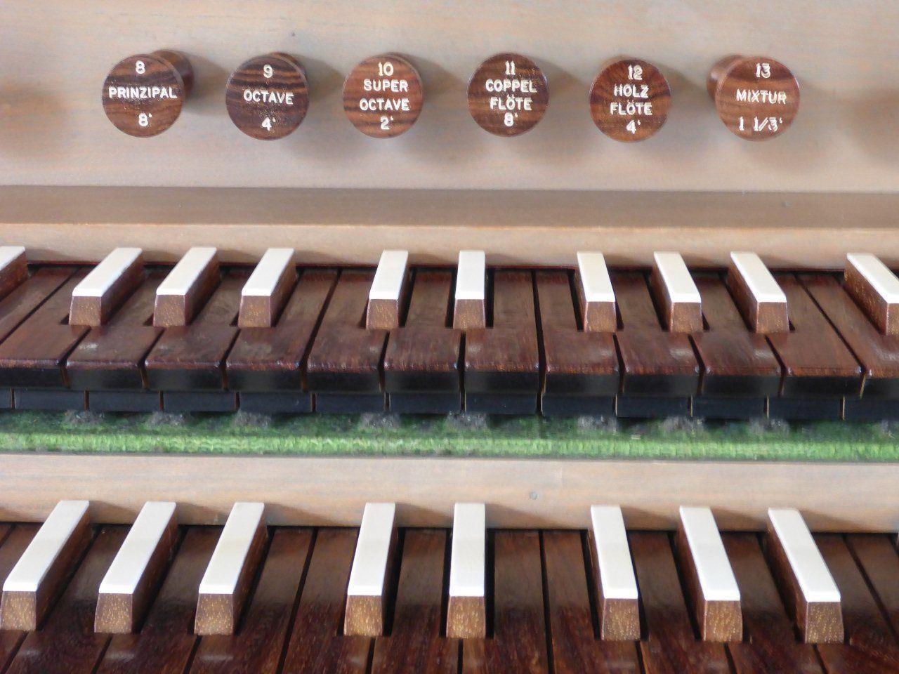 Mayer-Orgel Hohenweiler