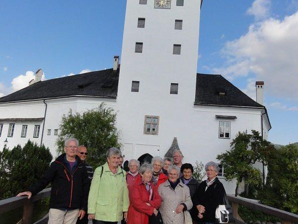 Herbstreise des PVÖ Rankweil ins Salzburgerland
