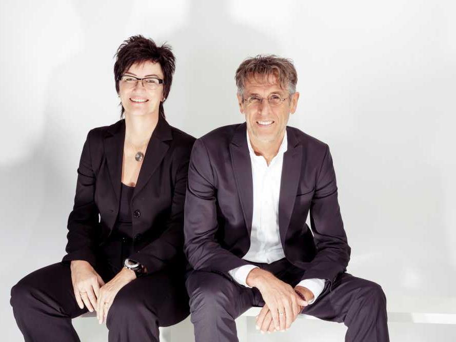Monika Sonnweber und Mario Gonner begleiten als Berater seit Jahren Pflege- und Senioreneinrichtungen.