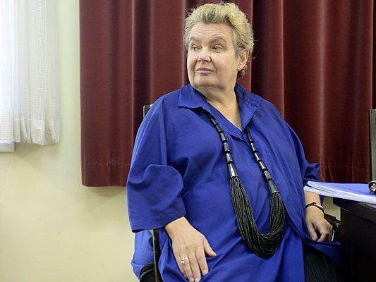 Die ehemalige kaufmännische Geschäftsführerin des Burgtheaters, Silvia Stantejsky, am Montag in Wien