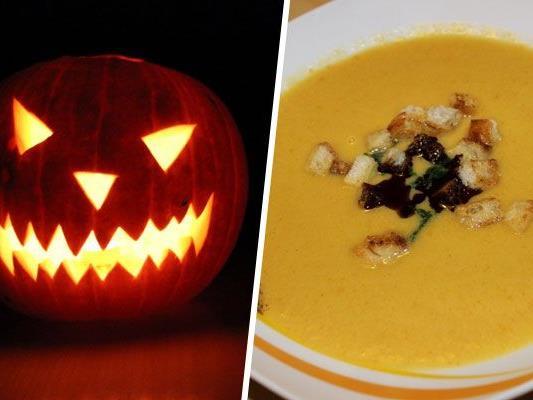 Ob Suppe oder Deko - der Kürbis ist vielseitig einsetzbar.