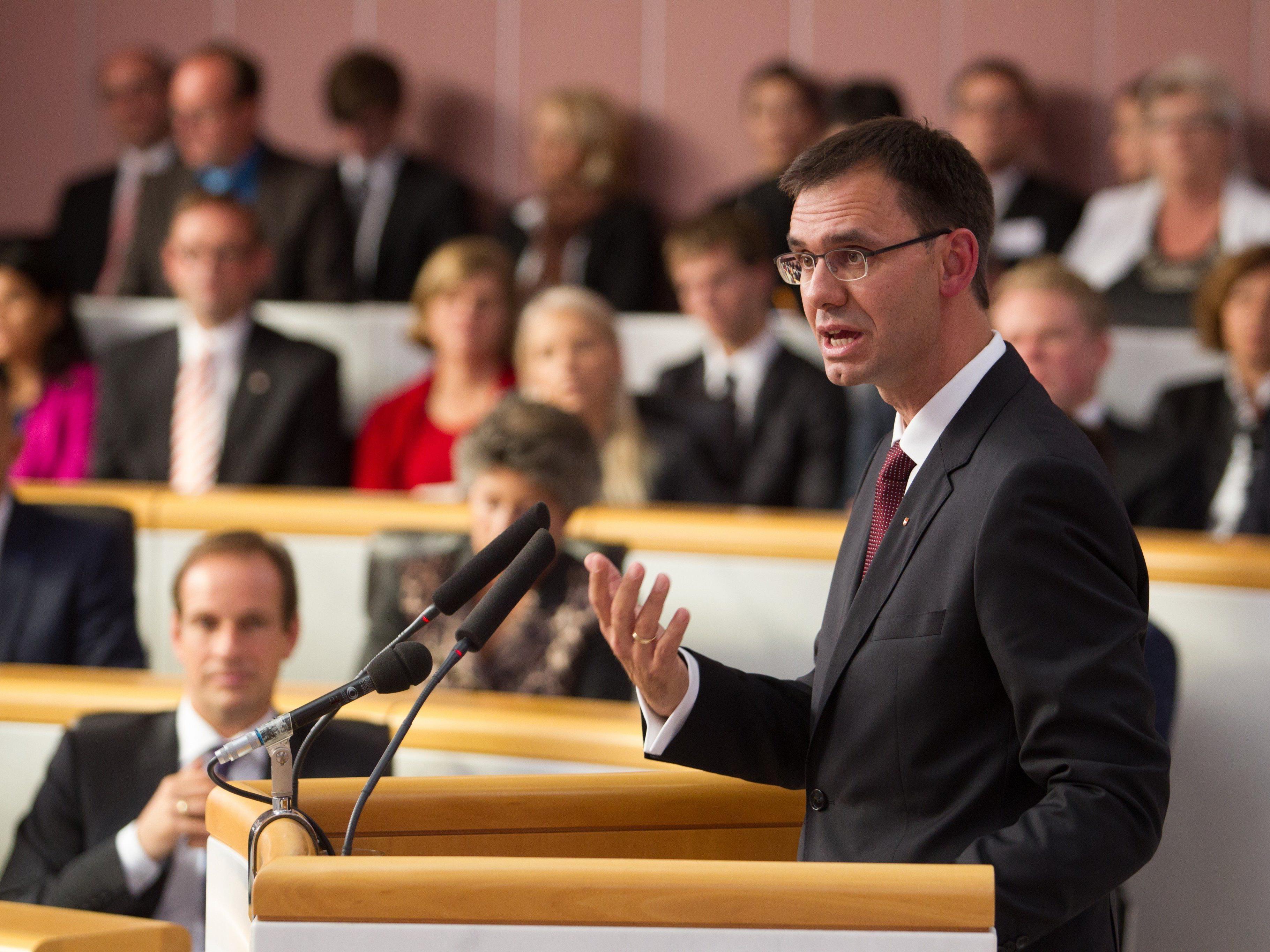 Landeshauptmann Wallner spricht sich klar gegen Legalisierung aus.