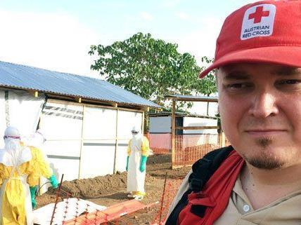 Michael Kühnle aus Wien reist nach Liberia.