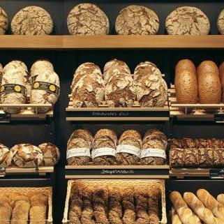 Die Bäckerei produziert 24 Stunden für Betriebe und öffentliche Einrichtungen frisches Brot und Gebäck.