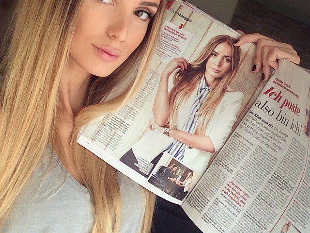 Instagram machte die 23-jährige Tatjana Catic berühmt.