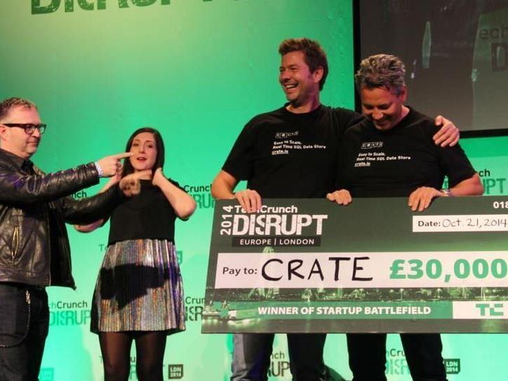 Nächster Preis für das Vorarlberger Start-up crate.io