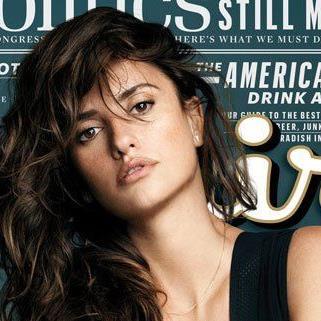 "Das Männermagazin ""Esquire"" kürte Penélope Cruz zur ""Sexiest Woman Alive 2014""."