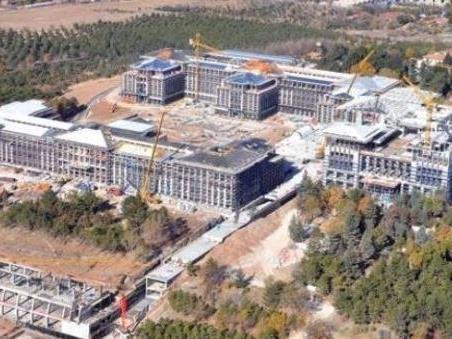 Erdogan lässt für rund 275 Millionen Euro seinen persönlichen Palast errichten