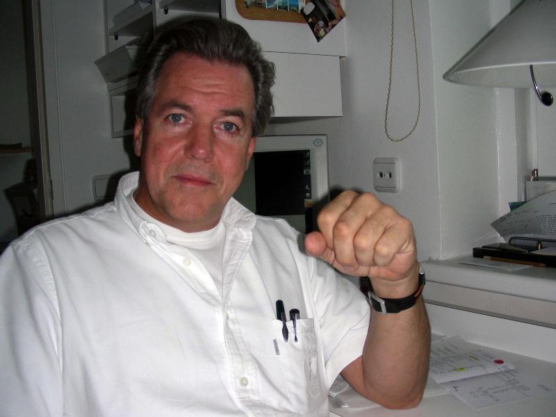 Medizinalrat Dr. Rudolf Brugger,