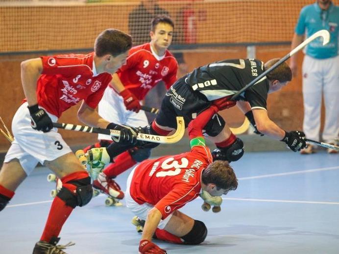 RHC Wolfurt im Schweizer Cup nur Außenseiter
