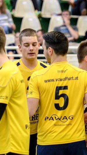 0:3-Satzniederlage für VC Wolfurt im Derby in Innsbruck