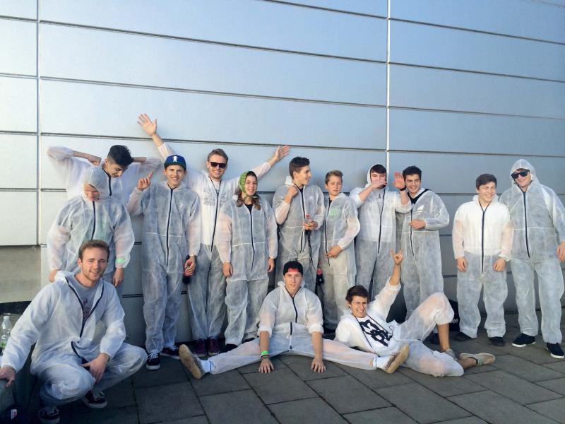 Die Bregenzer Jugendlichen überzeugten die Jury des Jugendprojektwettbewerbs.