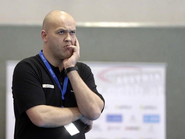 Trainer Johannesson hat keinen Grund zur Freude