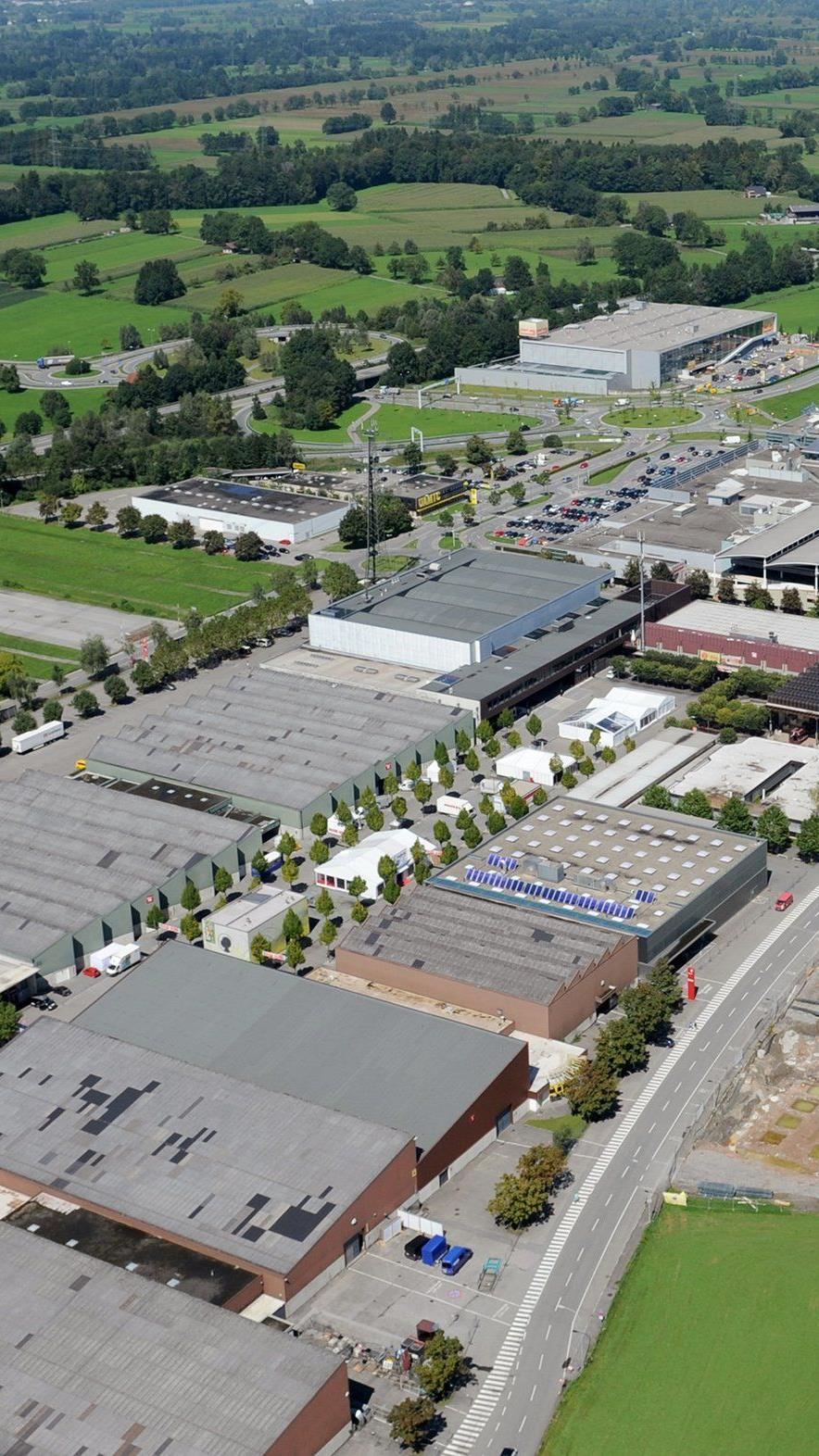 Erneuerung der Messehalle: Dornbirn sichert sich langfristig Investitionszuschuss.