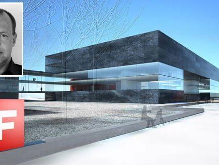 Das neue ORF-Zentrum am Küniglberg