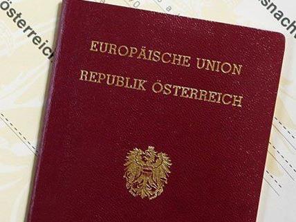 Nur drei von vier Studenten in Österreich haben einen österreichischen Pass.