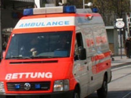 Ein 17-jähriger Wiener verursachte einen Unfall