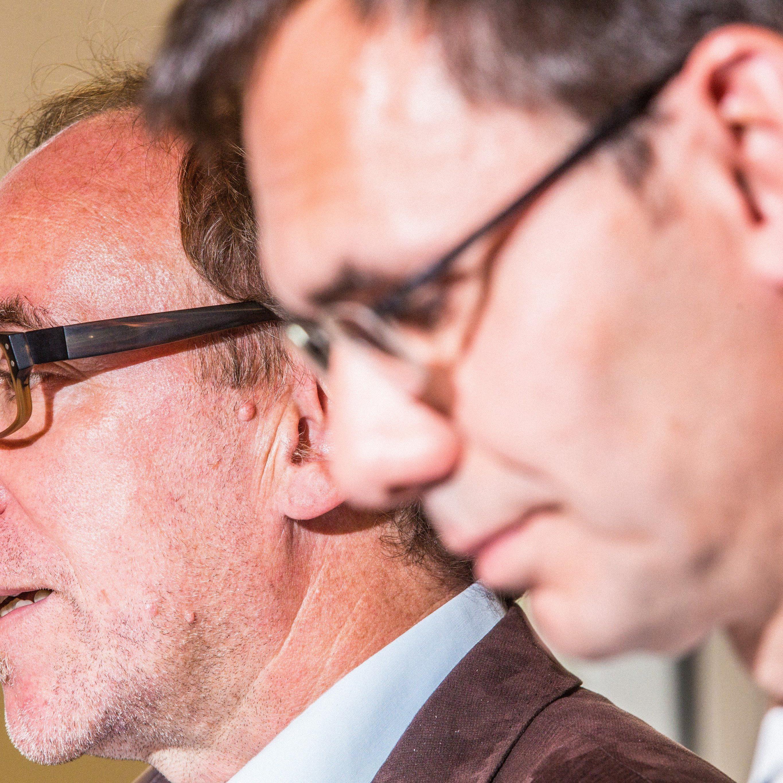 Konstituierende Sitzung des XXX. Vorarlberger Landtags.