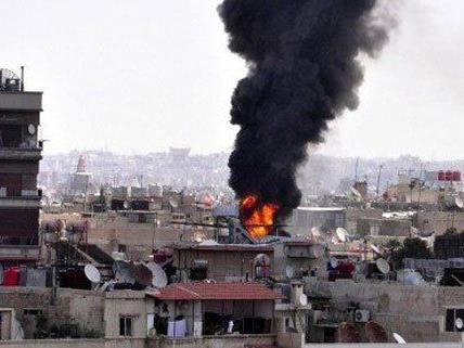 Zwei Mädchen aus Wien wollten in Syrien kämpfen.