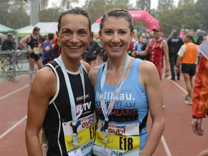 Im Dreiländereck ist das Marathon Fieber entfacht.
