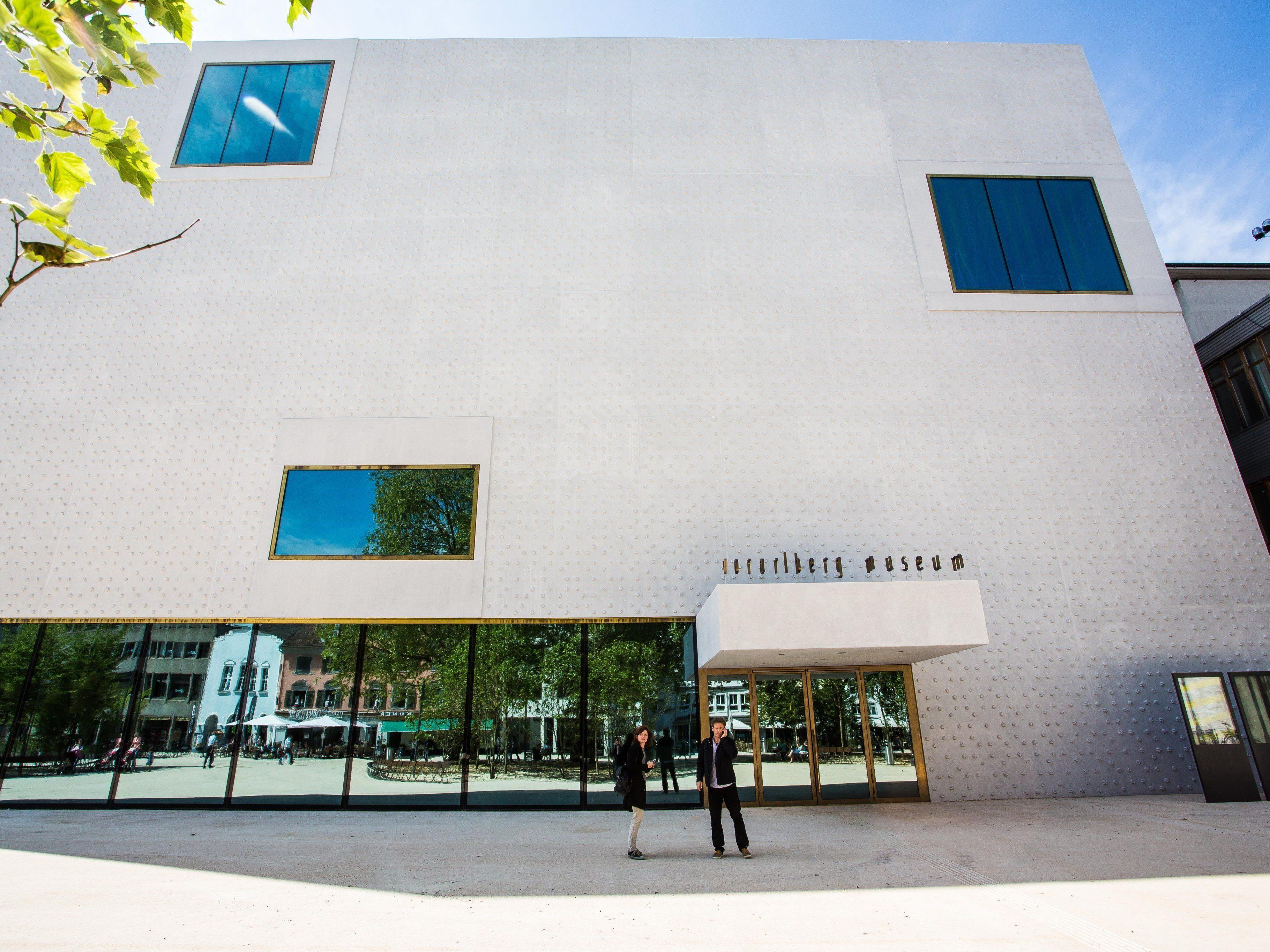 Fachtagung mit rund 210 Museumsexperten im vorarlberg museum in Bregenz.