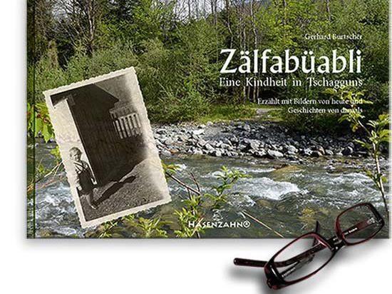 """""""Zälfabüabli"""" - Das Buch"""