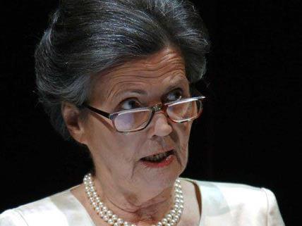 Trauerfeier für Annemarie Düringer am 11. Dezember
