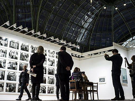 Über 140 Galerien aus 35 Ländern bei Paris Photo