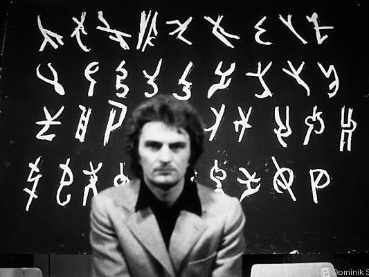 """""""Leiser Künstler"""": Dominik Steiger im Jahr 1973"""