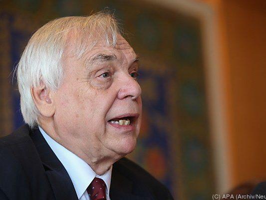 Alexander Pereira fungierte als Vermittler