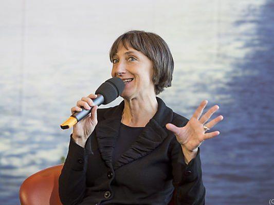 Neo-Intendantin Elisabeth Sobotka