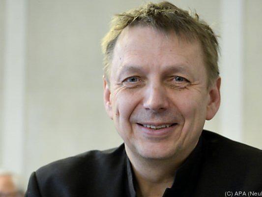 Grünen-Kultursprecher Wolfgang Zinggl
