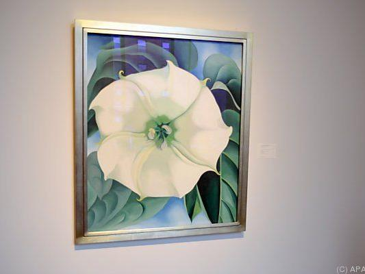 Rekordbild von Georgia O'Keeffe