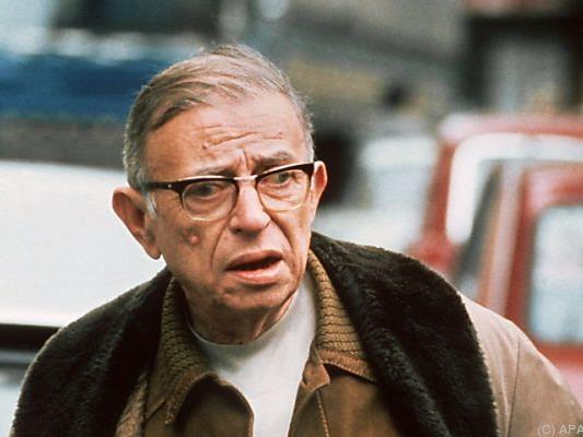 Jean-Paul Sartre war der Empfänger des Briefs