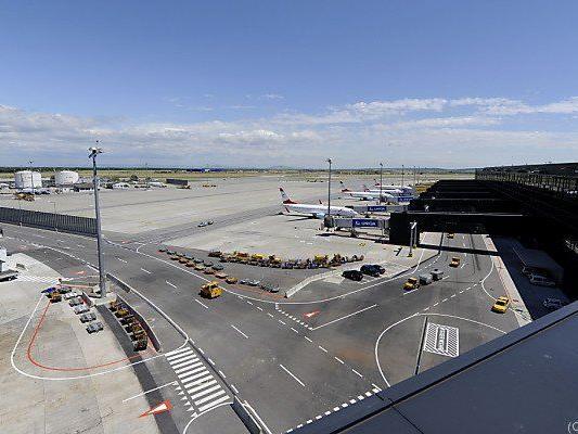 Flugzeug musste in Wien zwischenlanden
