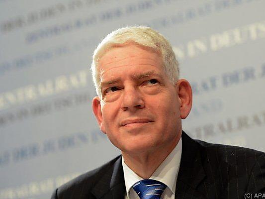 Josef Schuster für vier Jahre gewählt