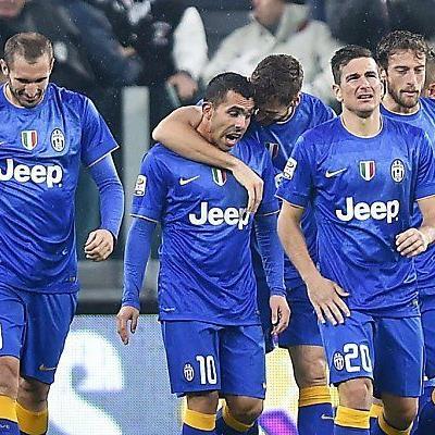 Juve fertigte Tabellenschlusslicht Parma 7:0 ab
