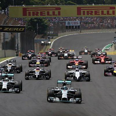Rosberg beendete Hamiltons Siegesserie