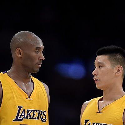 Bryant und Lin führten Lakers zum Sieg