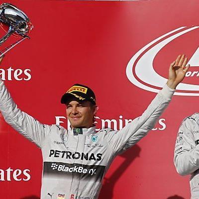 Rosberg glaubt nach Brasilien-Sieg an seine Chance