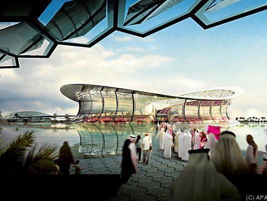 Der Weg zur WM 2022 in Katar ist geebnet