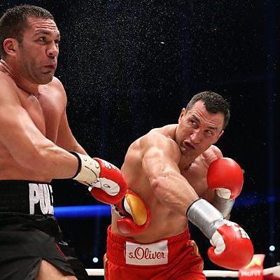 Klischko ließ Gegner keine Chance