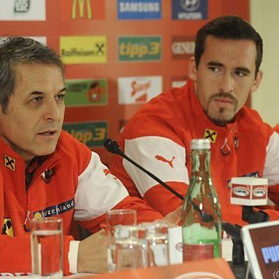 ÖFB-Teamchef Marcel Koller glaubt an die Chance