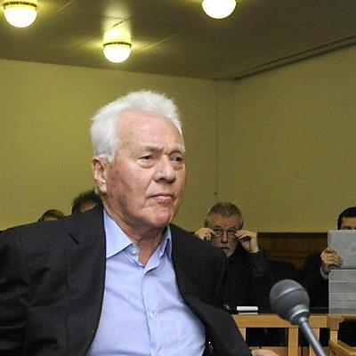 Frank Stronachs Zeugenauftritt im Gericht