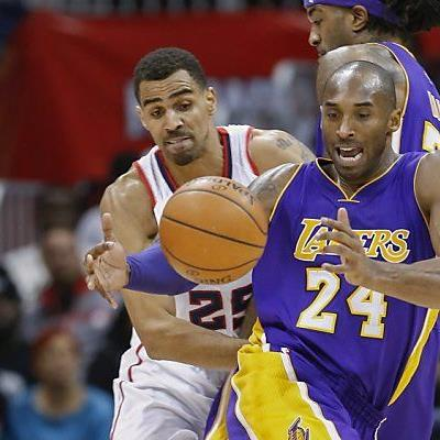 Mehr als 32.000 Punkte für den Lakers-Star